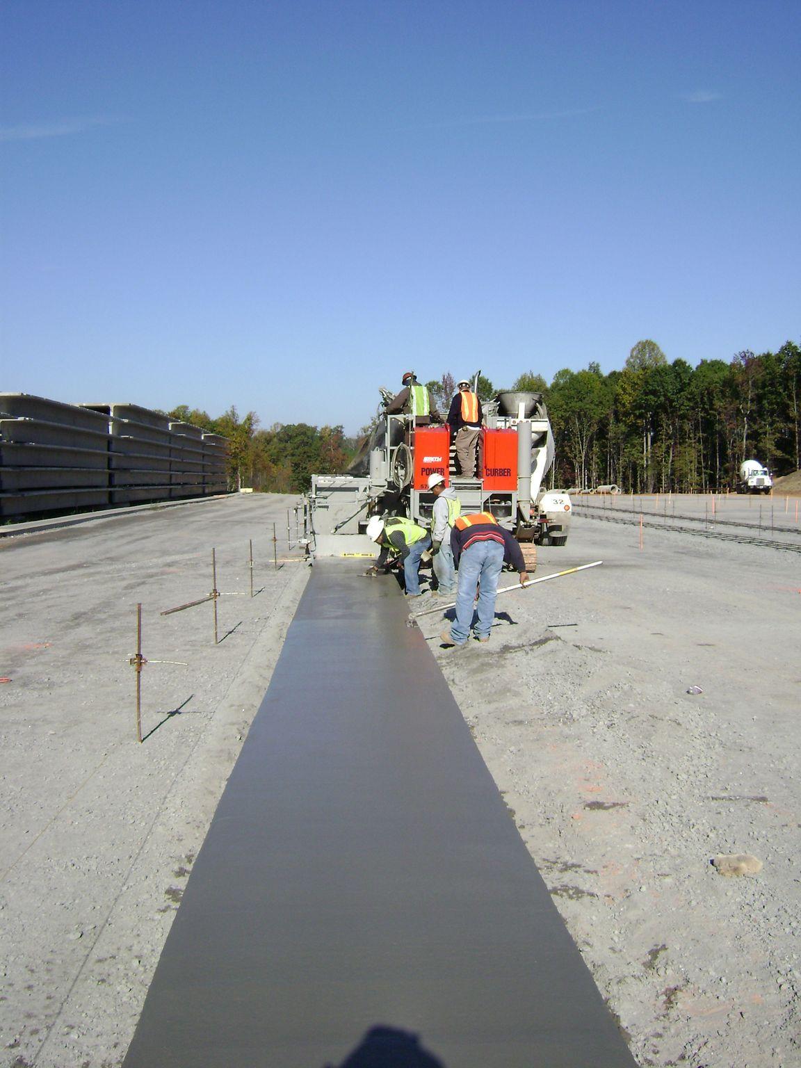 Louis Smith Construction Company Tindall Precast