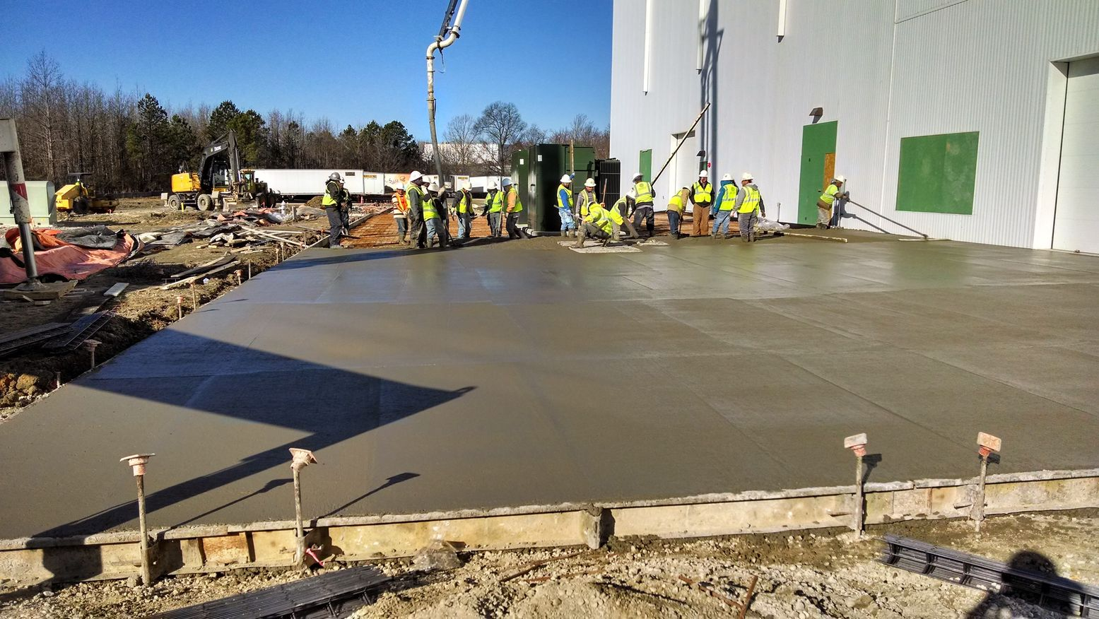 Louis Smith Construction Company Sabra Dipping Company